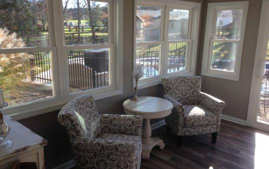 Anderson Township Sunroom